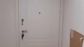 Фото установленной входной двери №3