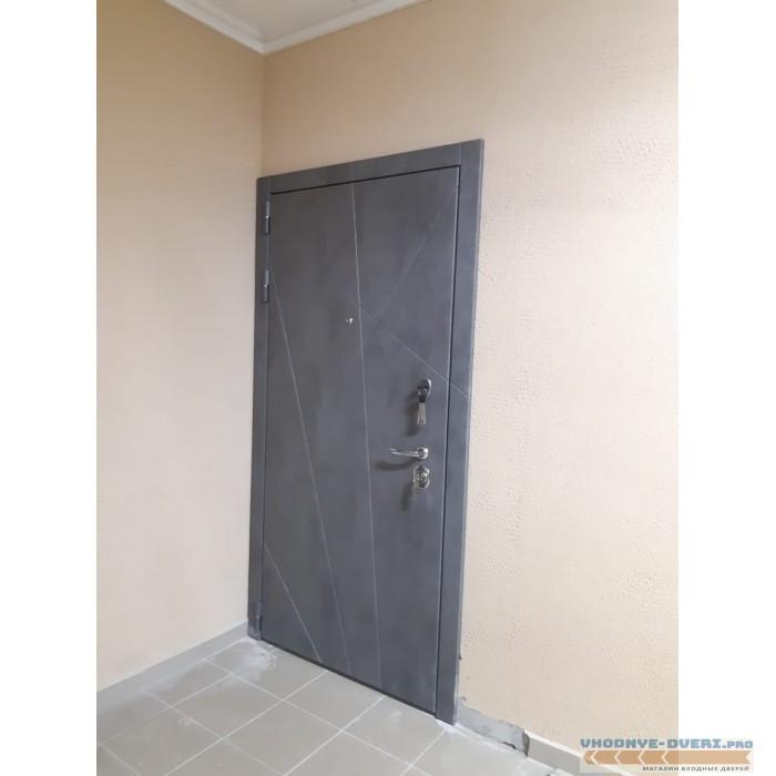 Входная металлическая Дверь АСД Дуэт Б