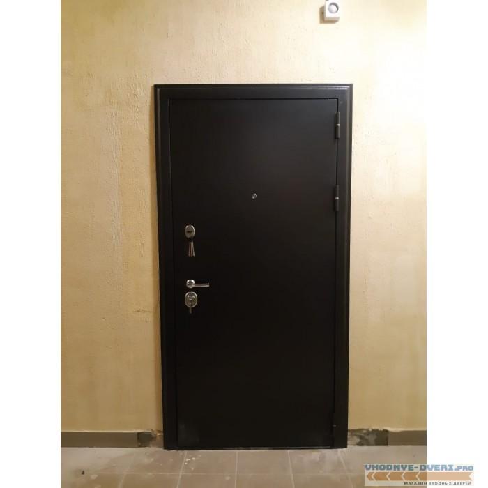 Дверь АСД Прометей 3D в цвете белая сосна