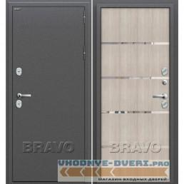 Bravo T 100.П50 (IMP-6) Антик Серебро/Cappuccino Veralinga
