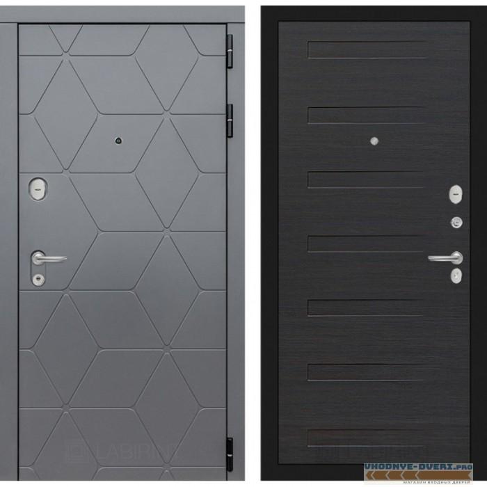 Входная дверь Лабиринт COSMO 14 - Эковенге