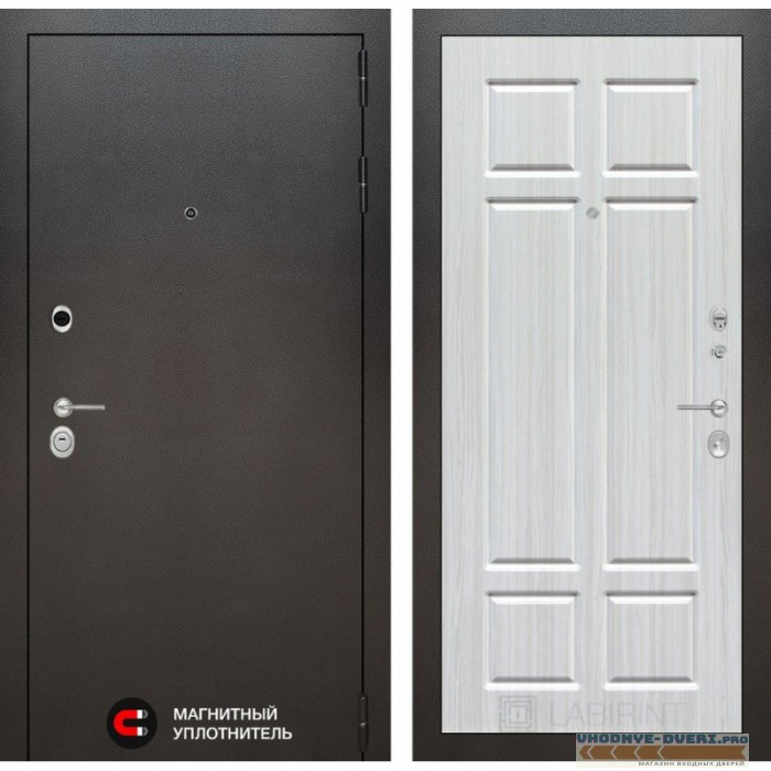 Входная дверь Лабиринт Сильвер 08 - Кристалл Вуд