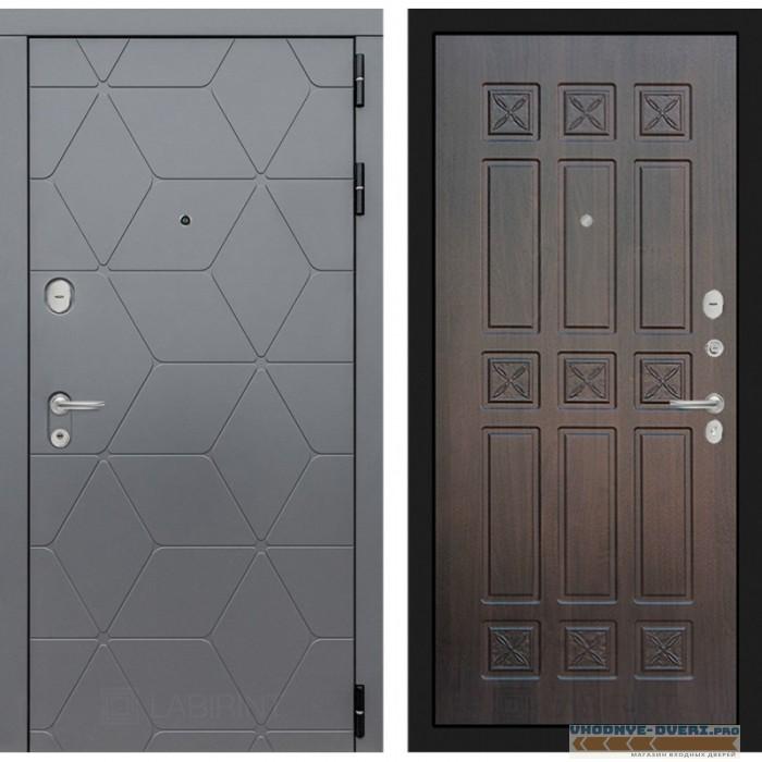 Входная дверь Лабиринт COSMO 16 - Алмон 28