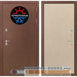 Двери  Лабиринт Термо Магнит 05 - Венге светлый