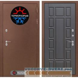 Двери Лабиринт - Термо Магнит 12 - Венге