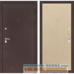 Входная дверь Лабиринт CLASSIC антик медный 05 - Венге светлый