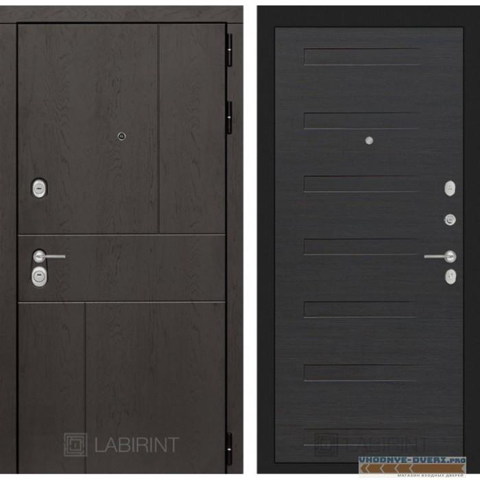 Входная дверь Лабиринт URBAN 14 - Эковенге