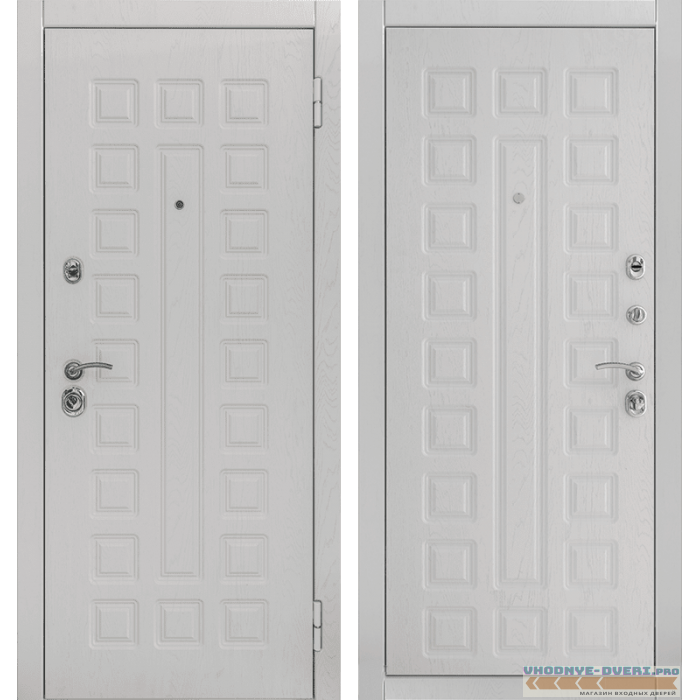 Дверь Йошкар Ола 2К Альберо браш грей