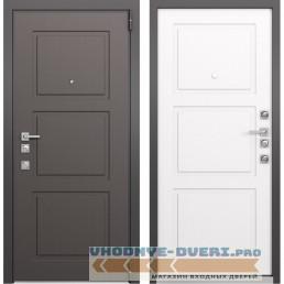 Входная дверь Mastino Forte (Синхропоры модерн MS-104 / Синхропоры милк MS-104)