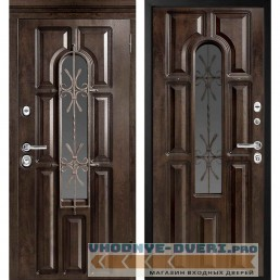 Входная дверь Металюкс Элит М60 (Морозостойкие)