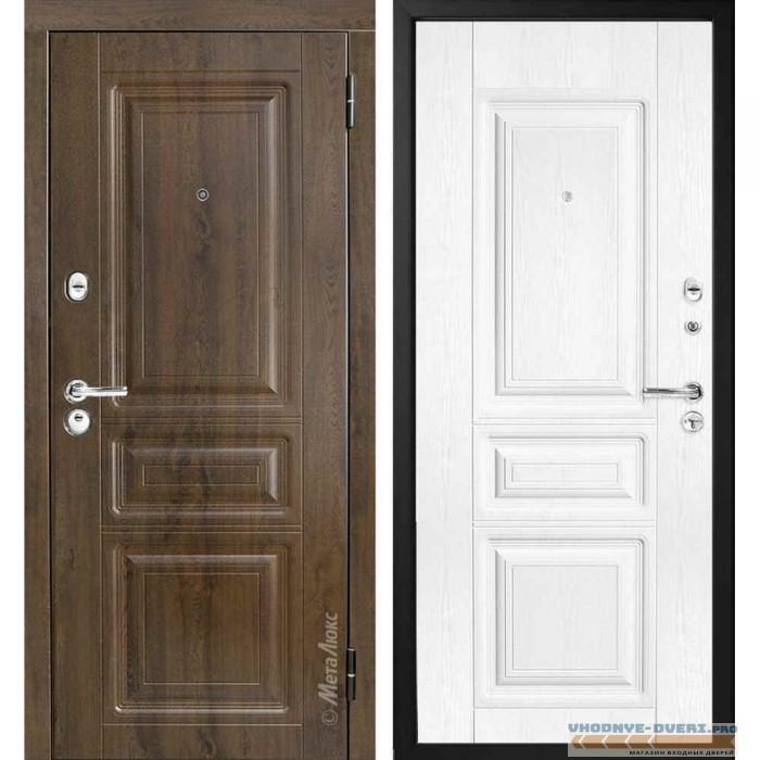 Входная дверь Металюкс Триумф М49/1 (с шумоизоляцией)