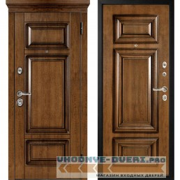 Входная дверь Металюкс Статус Фаворит М708 (с шумоизоляцией)