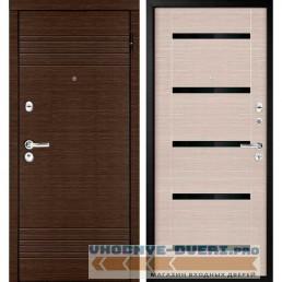 Входная дверь Металюкс Триумф М16/1 (с шумоизоляцией)