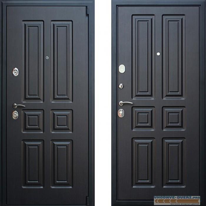 Дверь АСД Атлант в цвете венге