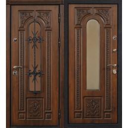 Дверь Йошкар-Ола С ковкой Лацио