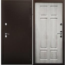 Дверь Йошкар-Ола Терморазрыв 3К Сибирь Дуб филадельфия крем
