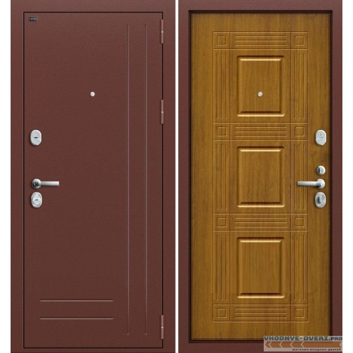 Дверь Грофф P2-202 в цвете золотой дуб