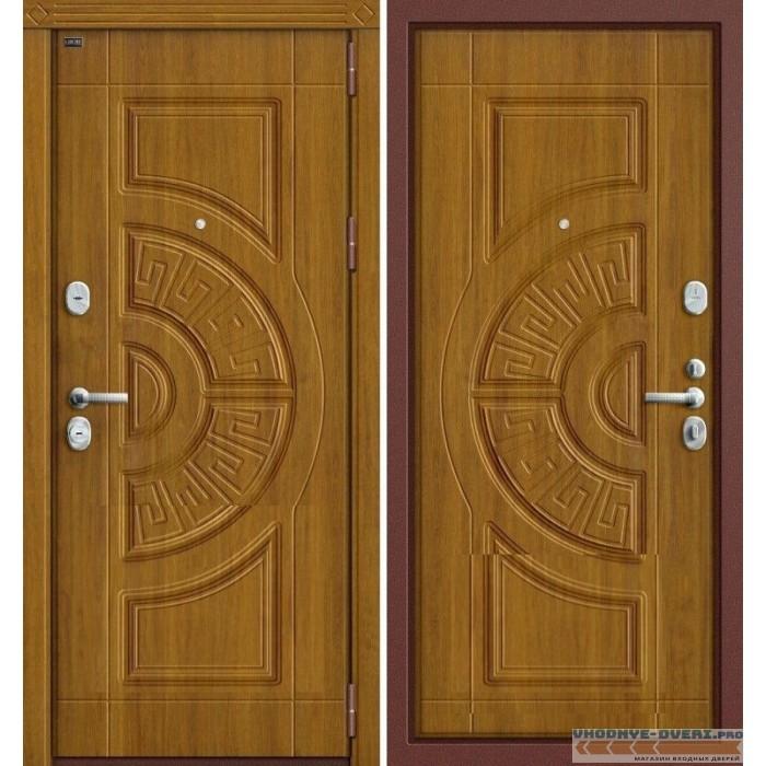 Дверь Грофф P2-302 в цвете золотой дуб