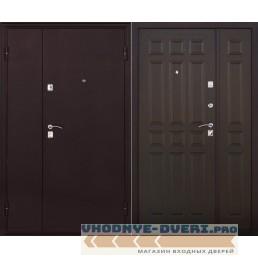 Металлическая дверь Альт Стандарт 1200 Венге