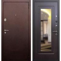 Дверь ReX 1A Зеркало Венге