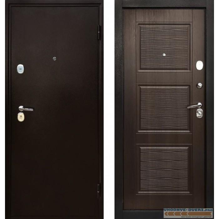 Металлическая входная дверь Авангард Бархат амурский