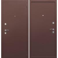 Дверь Йошкар-Ола Металл/металл в цвете медный антик