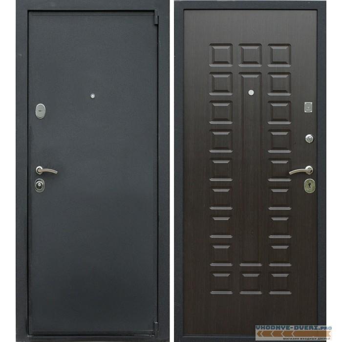 Дверь Лекс 3 в цвете Венге