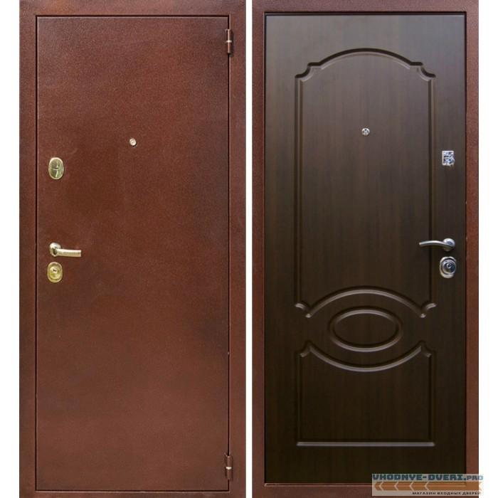 Дверь Лекс 2 в цвете венге