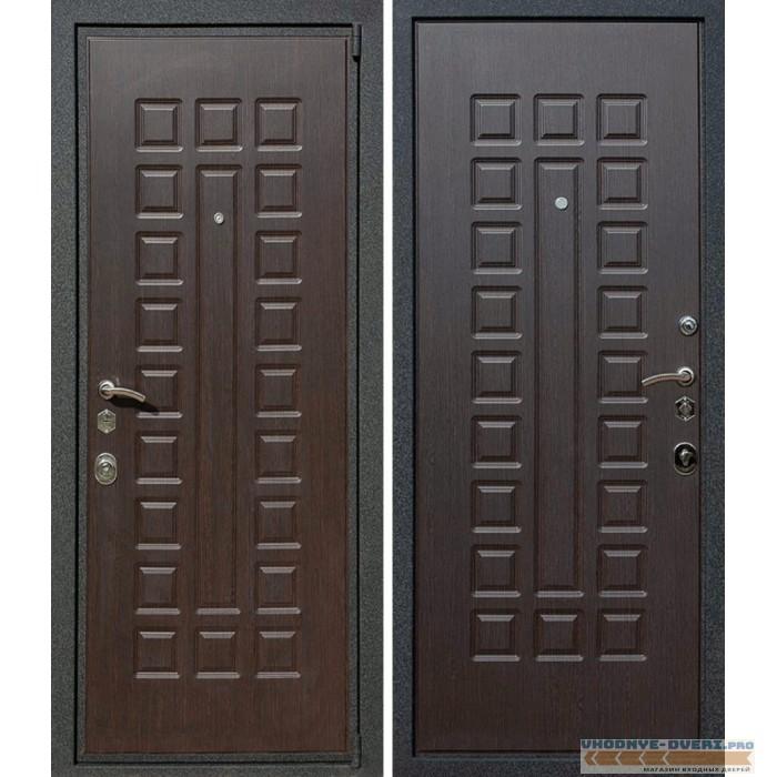 Дверь Лекс Гладиатор в цвете Венге