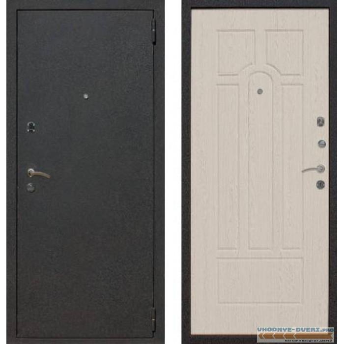 Дверь Лекс 1 А в цвете Беленый Дуб