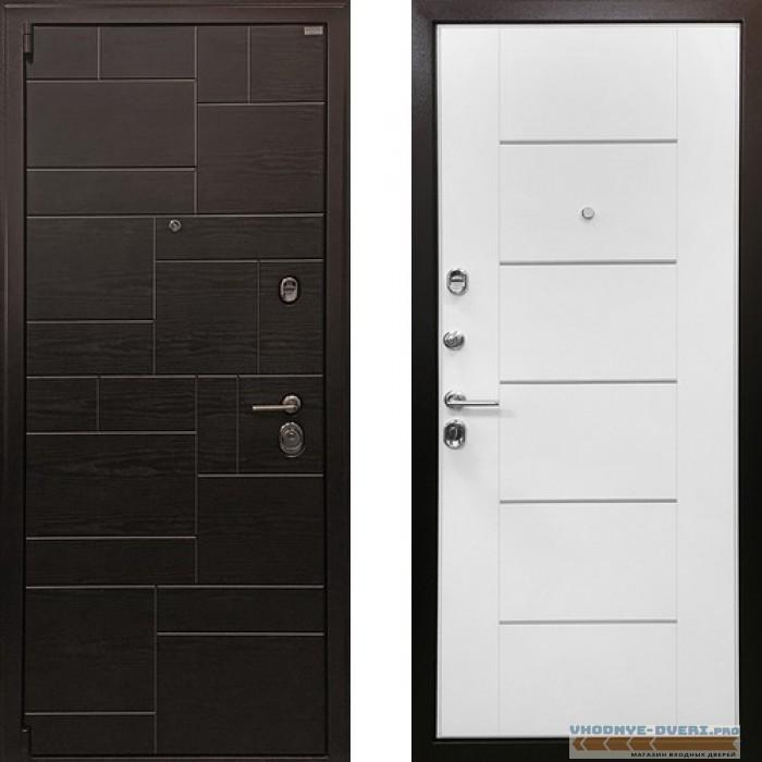 Дверь Ратибор Омега 3К Белый Ясень