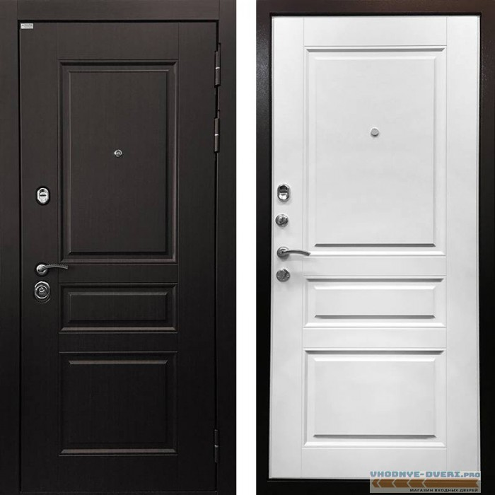 Дверь Ратибор Лондон 3К White