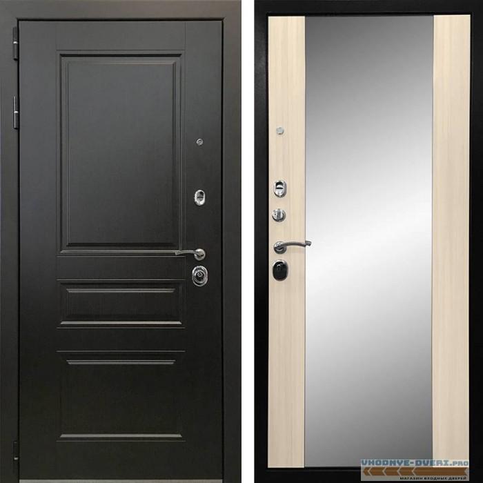 Дверь Ратибор Монолит 3К Сандал белый