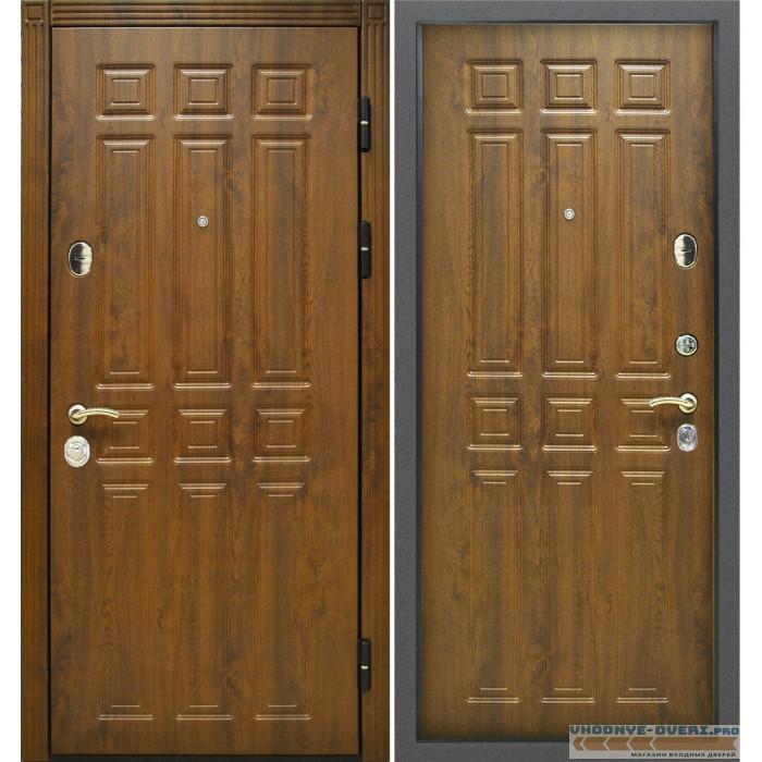 Дверь Сенатор Спарта - Винорит 3К (Улица)