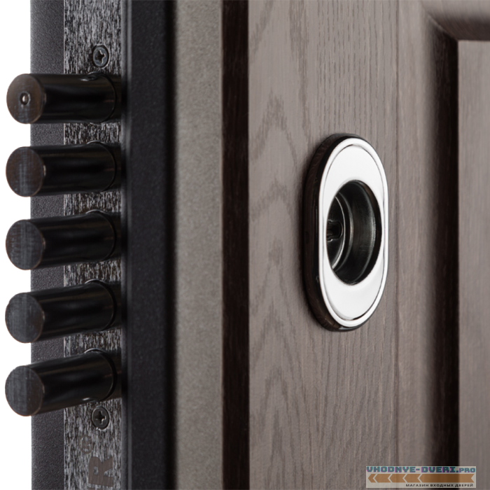 Дверь стальная ЛОНДОН K-1