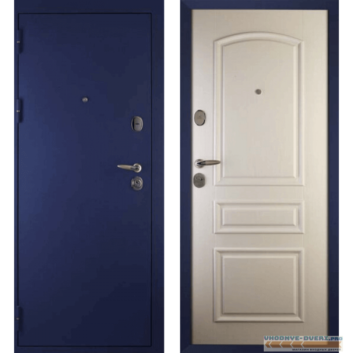 Дверь Сударь 3 Синий