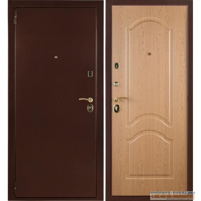 Заводские двери 3К Лайт в цвете Дуб Рон