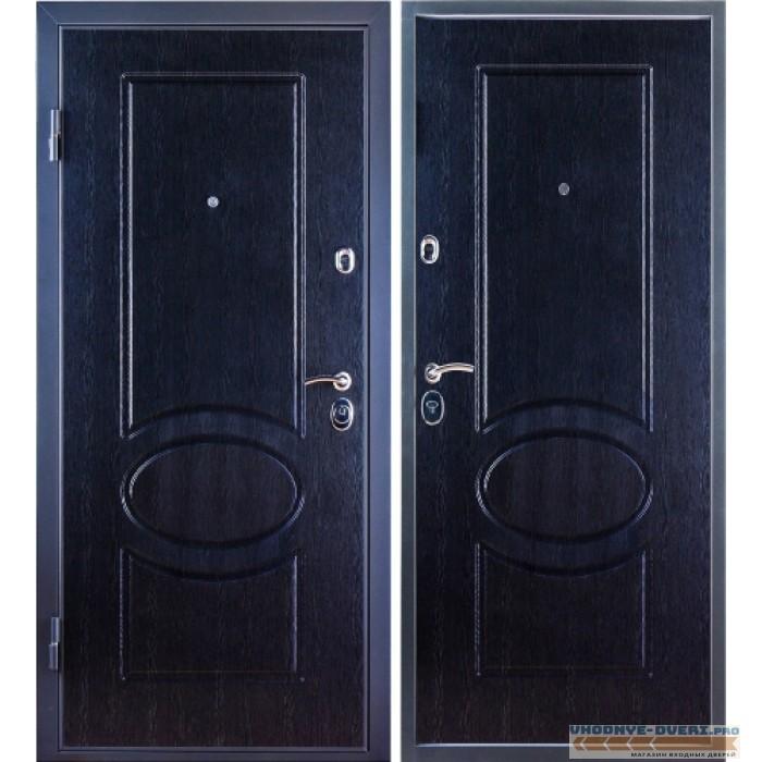 Заводские двери Супер Триумф Серебро
