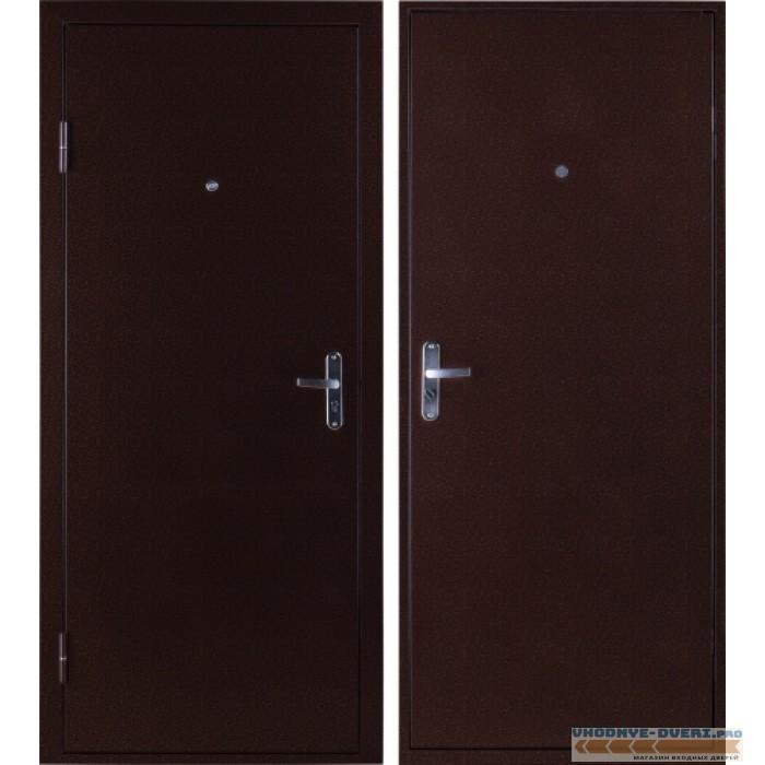 Заводские двери Эконом Steel