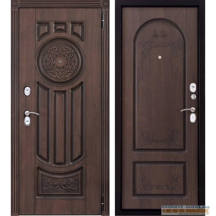 Заводские двери Лео-2 (винорит+влагостойкий МДФ)
