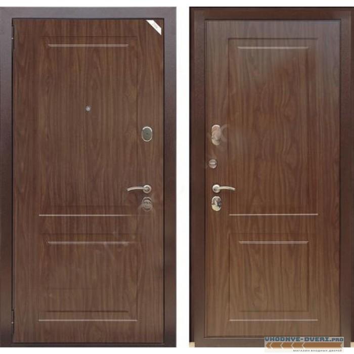Дверь Зетта Евро 3 Б2 в цвете палисандр F052