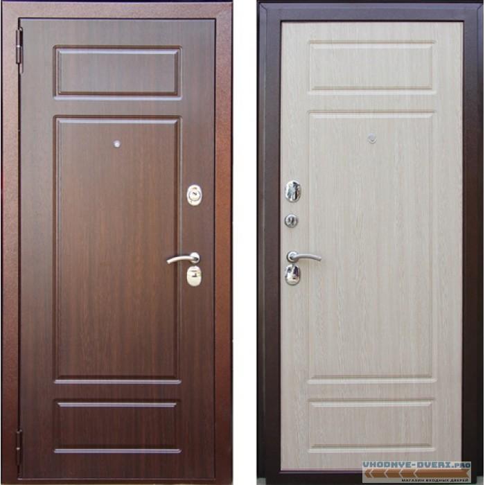 Дверь Зетта Комфорт 3 Б1 Беленый венге