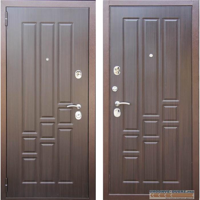 Дверь Зетта Комфорт 3 Б1 венге